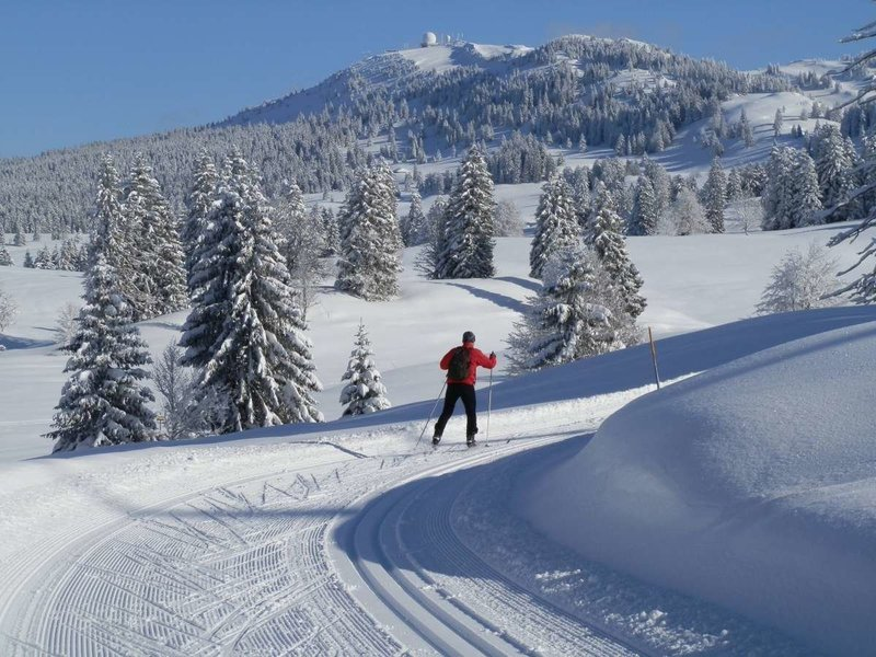 Self-Guided Grand Traverse of the Jura Cross Country Ski