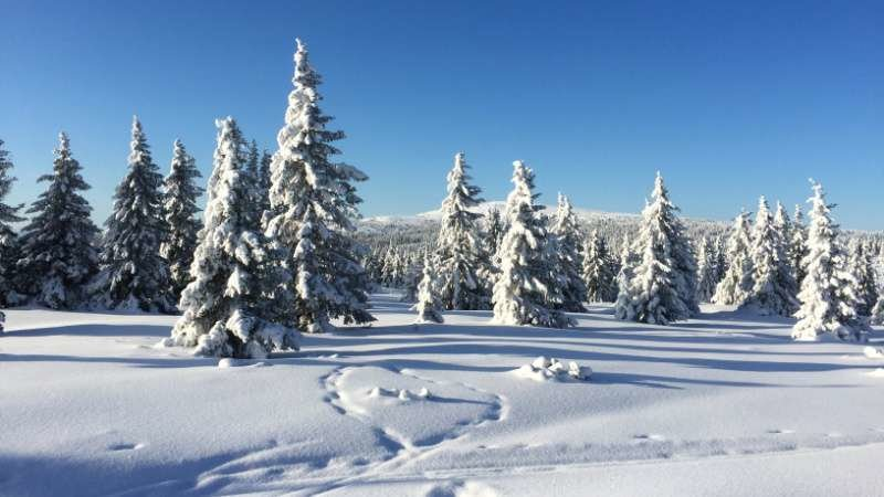 Jotunheimen Ski Traverse, Norway
