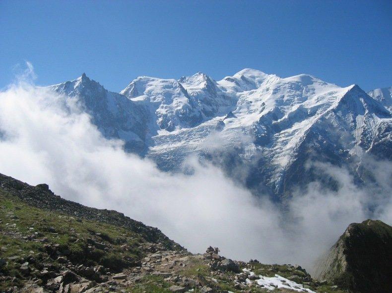 Family Tour du Mont Blanc