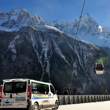 Shared Transfer Geneva Airport to Chamonix Valley