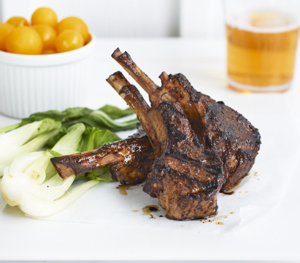 Rib Chops, 6 oz (4 per pack)