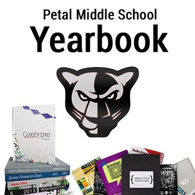 Wheat, Connie : Petal Middle Yearbook (20-21)