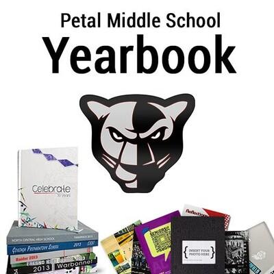 Hinton, Joshua: Petal Middle Yearbook (20-21)