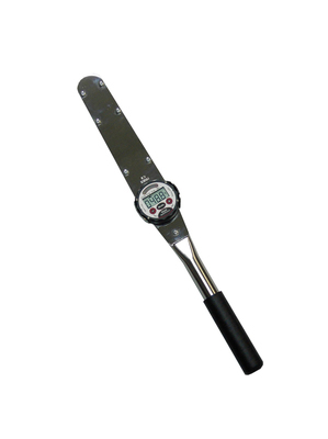 25-250 ft. lb. 9 Volt battery, 1%  Electronic Dial Torque Wrench