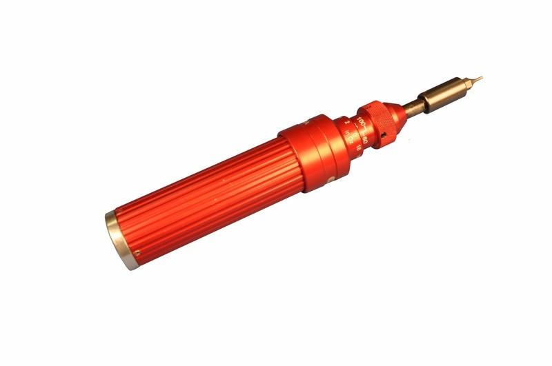 20-100 in. oz., Adjustable Torque Screwdriver