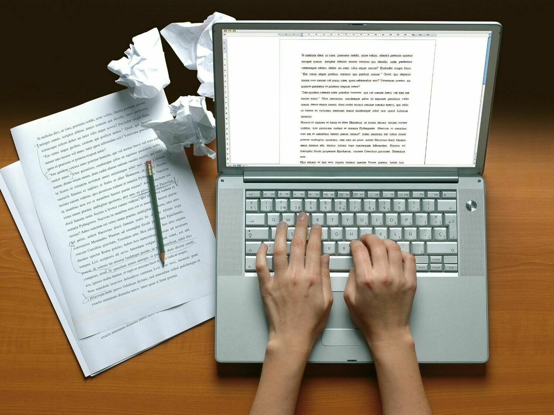 Screenwriting Intensive Class via Zoom