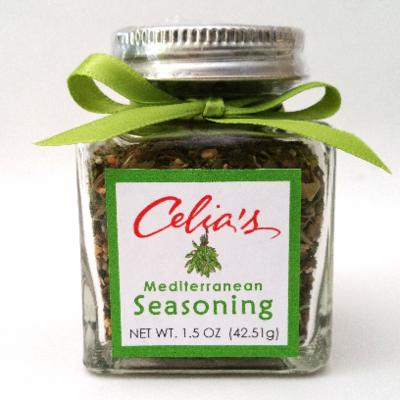 Celia's Mediterranean Seasoning