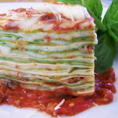 Celia's Handmade Lasagne (serves 2)