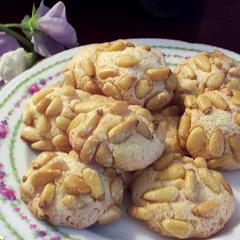 Handmade Pignoli Cookies