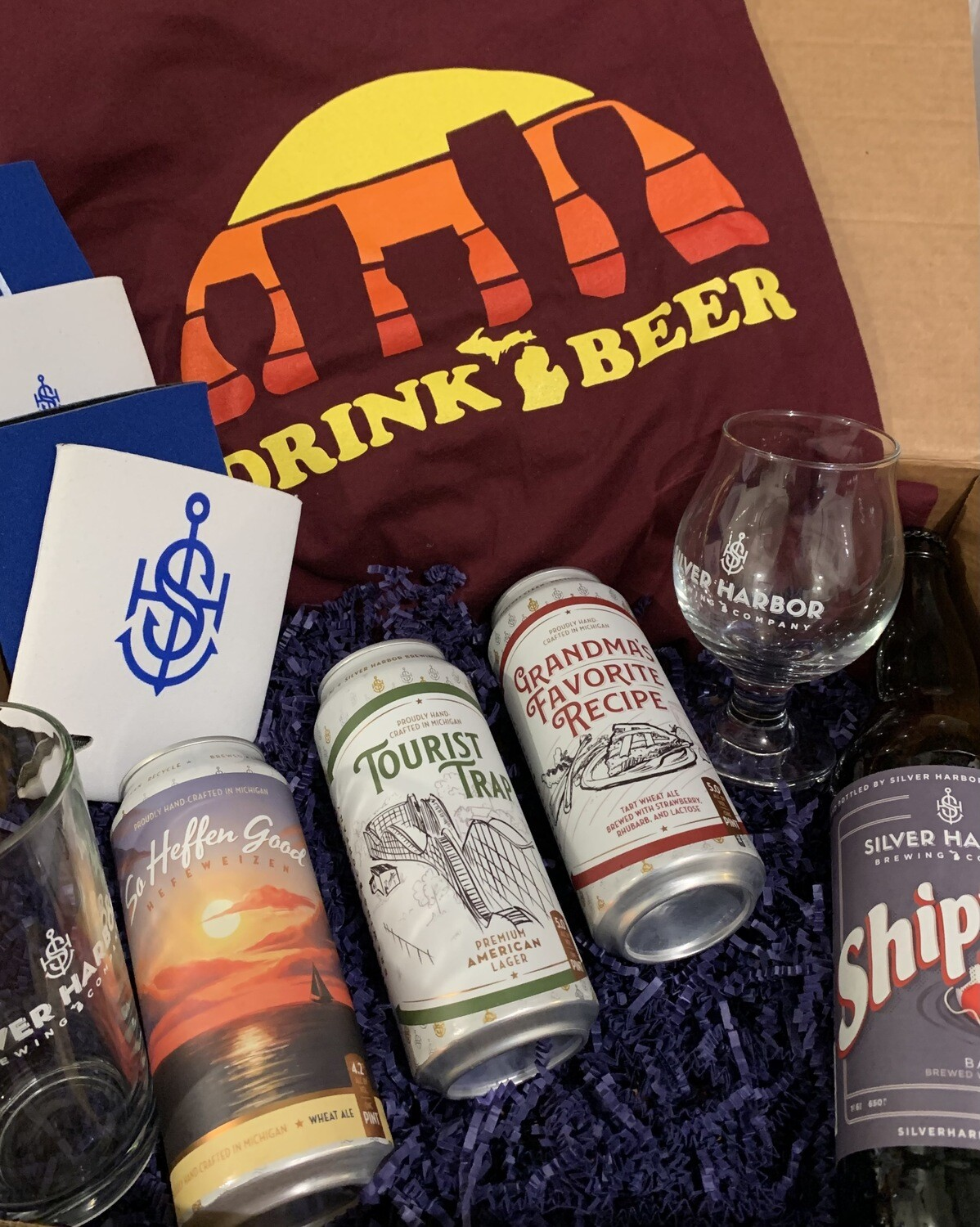 Beer Lovers Gift Package