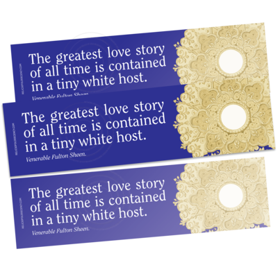 Greatest Love Story Bumper Sticker
