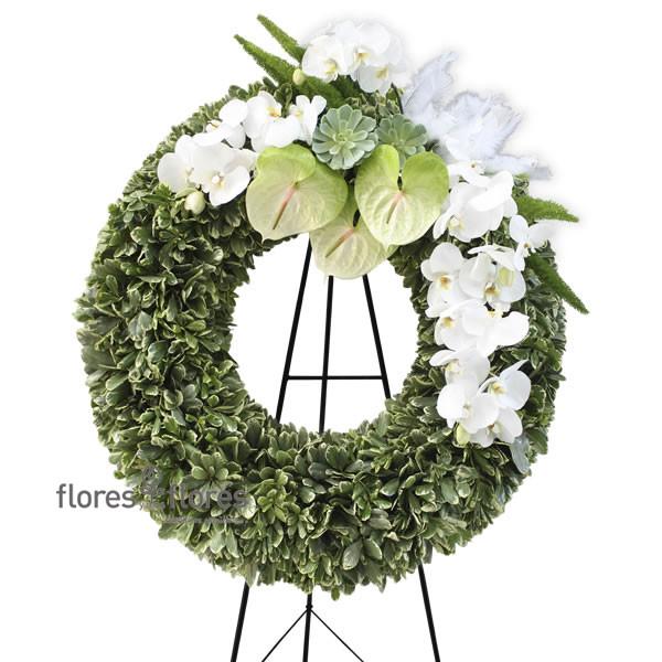 Corona Fúnebre | GLORIA