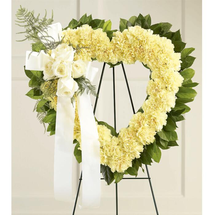 Corona Floral Fúnebre   SENTIMIENTO G-0073