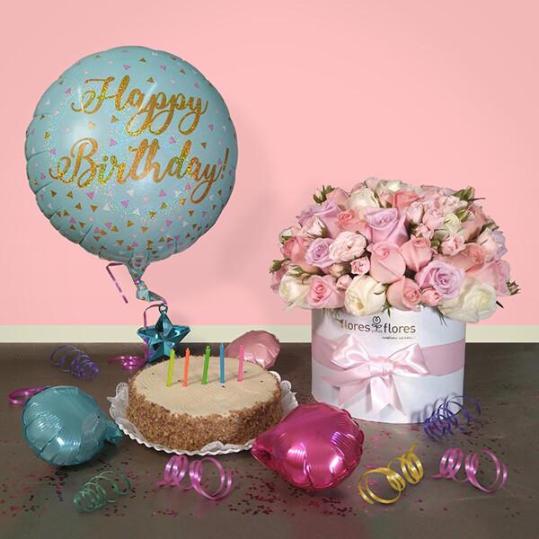 Happy Birthday Box Her   MEDIUM