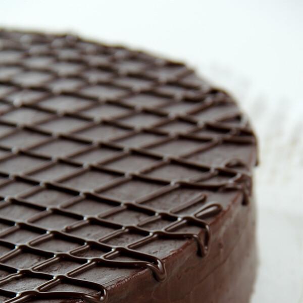 Delicioso Pastel de chocolate | MEDIUM CHOCOLATE SINGLE