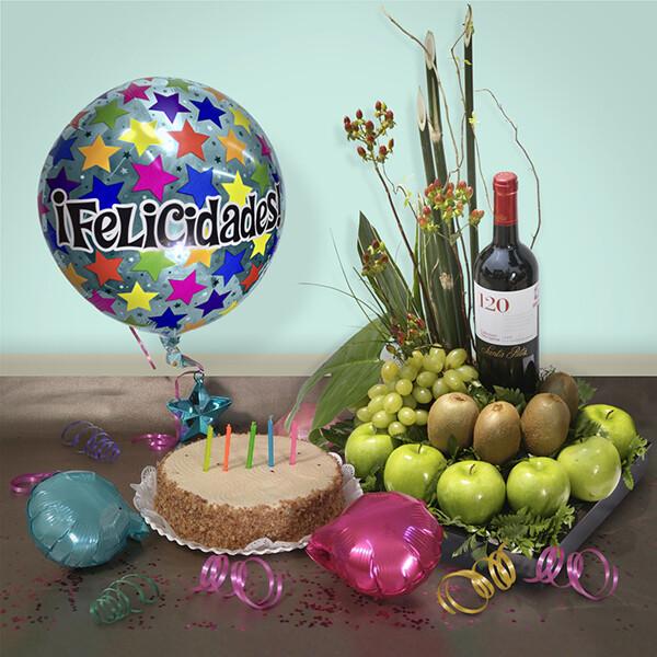 Happy Birthday Box Him   MEDIUM