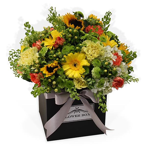 Arreglo Floral Flores Mixtas   FORTUNA