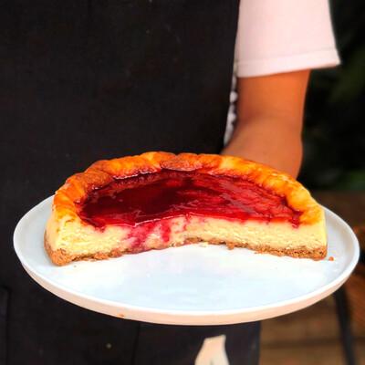 Cheesecake de queso mascarpone I  CHEESE SINGLE