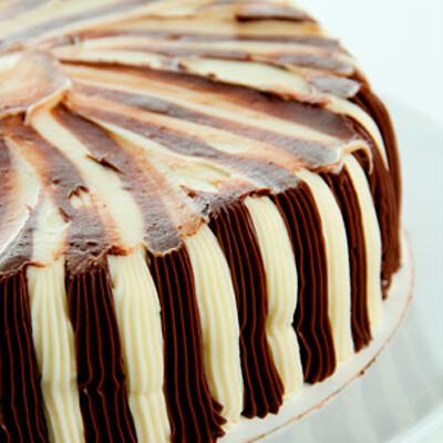 Rico Pastel de Chocolate | CHOCOQUESO SINGLE