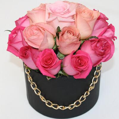 Exquisita cajita de rosas Premium   | GUCCI