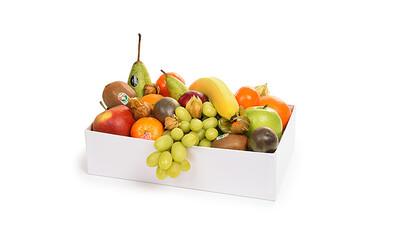 Cesta de  fruta selecta |  FRESH