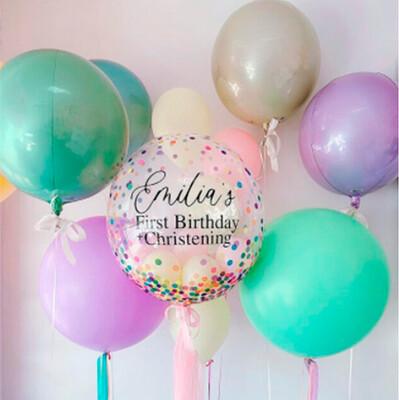 Original Composición personalizada de globos  | ENJOY