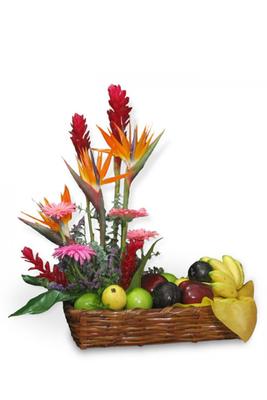 Cesta de Frutas | FLORECER