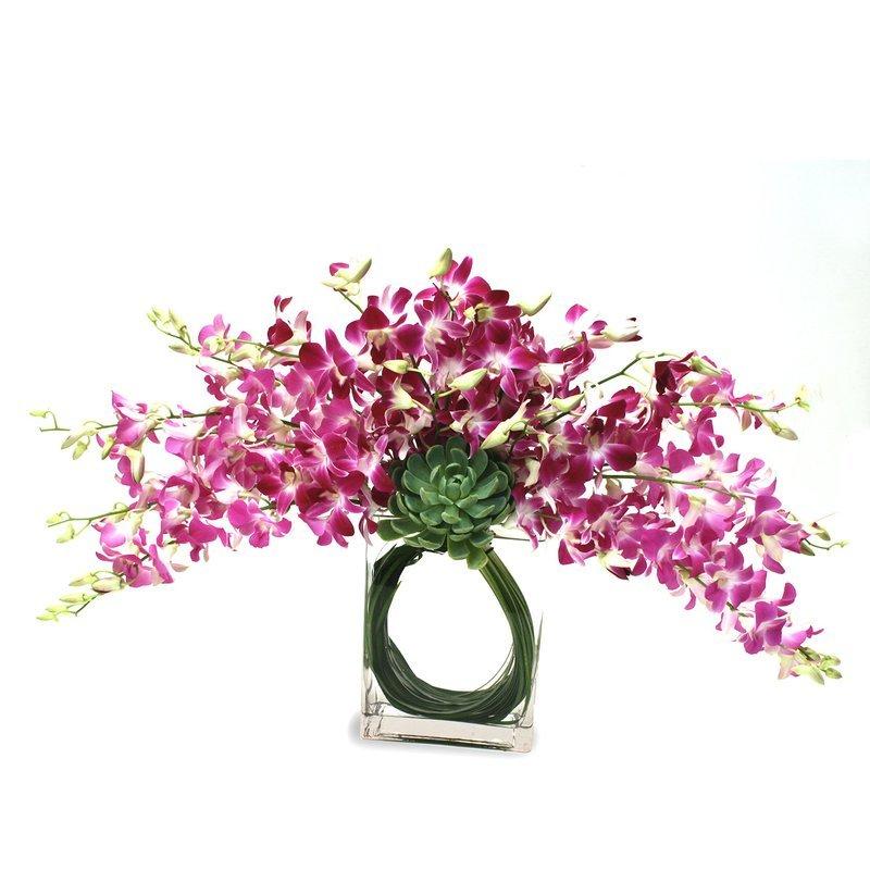 Arreglo Floral Orquídeas Dendrobium   CELEBRACION