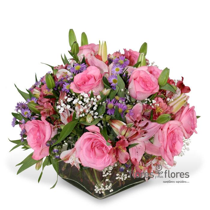 Bouquet de Flores Mixtas   APRECIO