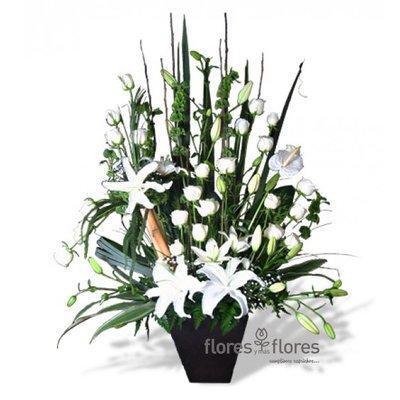 Arreglo Fúnebre Condolencias | PESAME
