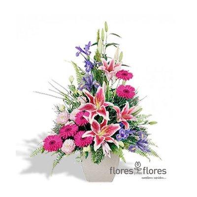 Arreglo Floral Multicolor | AÑORANZA