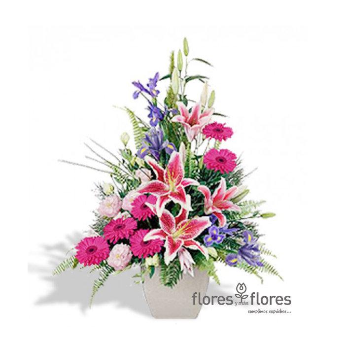 Arreglo Floral Multicolor   AÑORANZA