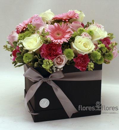Arreglo Floral Flores Mixtas  | LINDURA