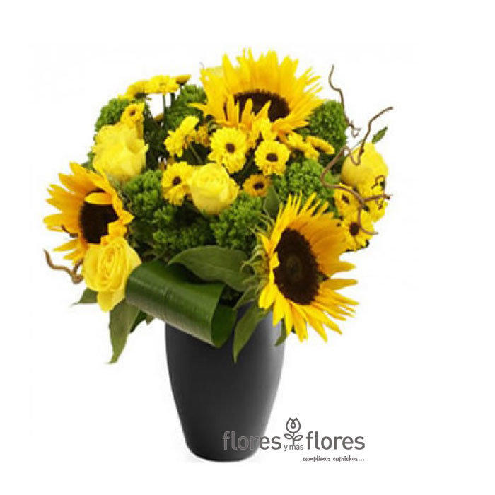 Bouquet de Girasoles    OPORTUNO