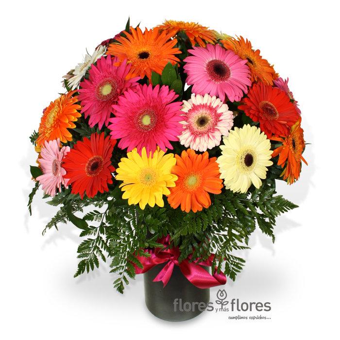 Bouquet de Gerberas   ABRAZO