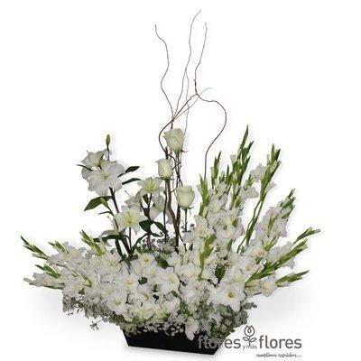 Arreglo Floral Fúnebre | EUCARISTIA