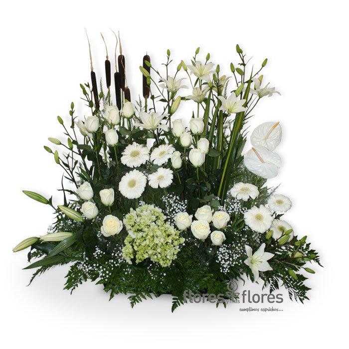 Arreglo Fúnebre Condolencias | ADMIRACION
