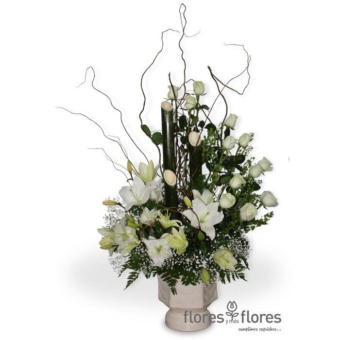 Arreglo Floral Fúnebre   CELESTIAL