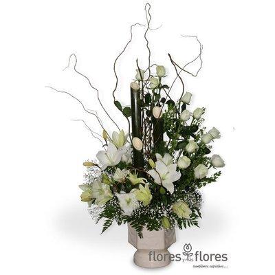 Arreglo Floral Fúnebre | CELESTIAL