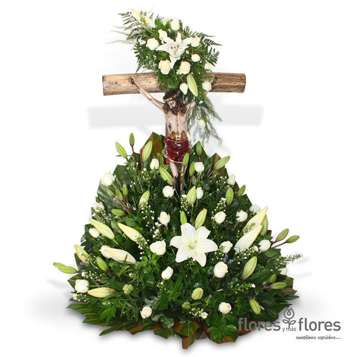 Cruz Fúnebre   PLEGARIA