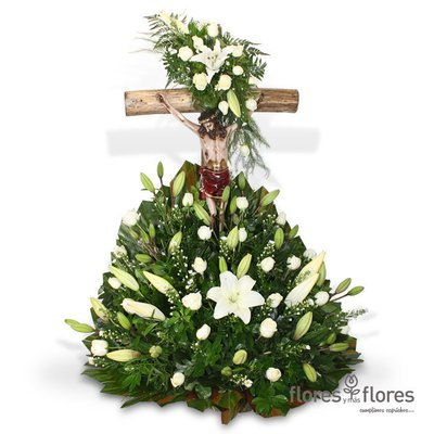 Cruz Fúnebre | PLEGARIA