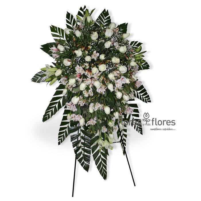 Arreglo Floral Fúnebre | GLORIOSO
