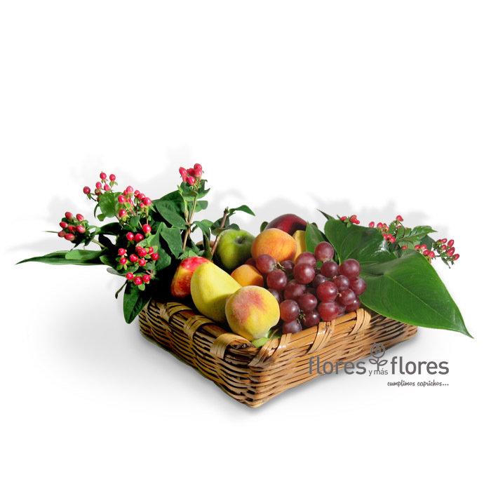 Canasto con Frutas  |  JUGOSO