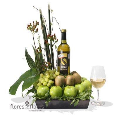 Frutas, Naturaleza y Vino Blanco | AUSTRALIANO