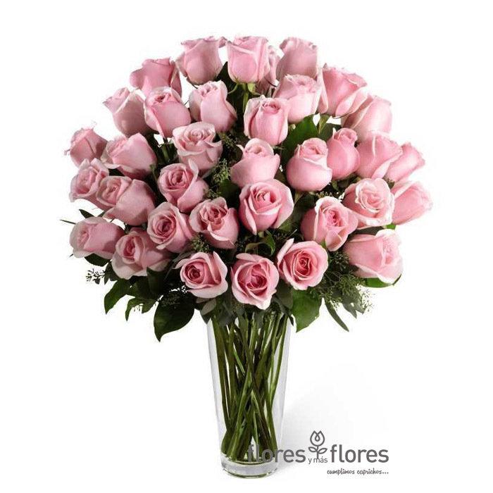 Arreglo Floral de Rosas Rosas   PRIMOR