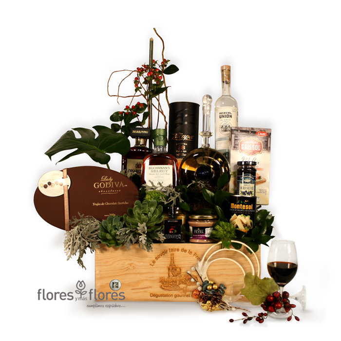 SURPRISE   Regalo Gourment  Christmas Exquisito