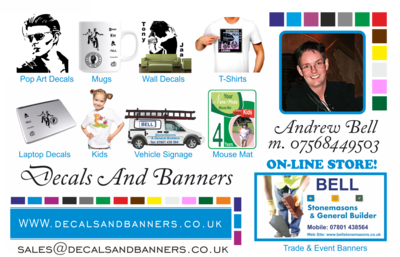 A5 Full Colour Flyer Design and Print
