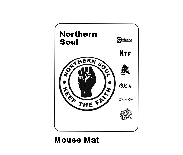 MOUSE MAT - Keep The Faith