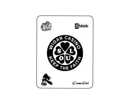 MOUSE MAT - Wigan Casino Clover