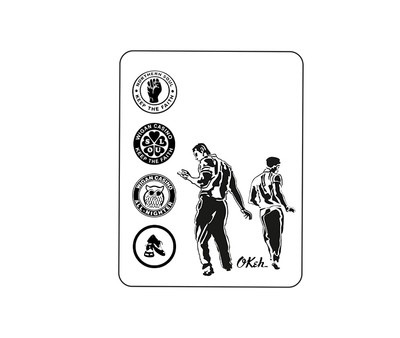 MOUSE MAT - Getting Down